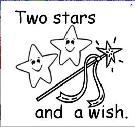 Conor@Enrich: 2 STARS AND A WISH!
